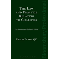 Law and Practice Relating to Charities: First Supplement to (BOK)
