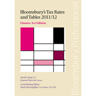 Bloomsbury's Tax Rates and Tables: Finance Act Edition: 2011/12 (BOK)