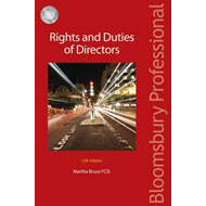 Rights and Duties of Directors (BOK)