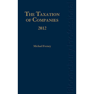 The Taxation of Companies 2012: 2012 (BOK)