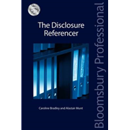 The Disclosure Referencer (BOK)