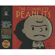 Produktbilde for The Complete Peanuts 1950-1952 - Volume 1 (BOK)