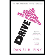 Drive: The Surprising Truth About What Motivates Us (BOK)