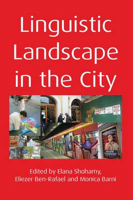 Linguistic Landscape in the City (BOK)