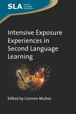 Intensive Exposure Experiences in Second Language Learning (BOK)