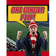 One Ginger Pele!: Football's Funniest Songs and Chants (BOK)
