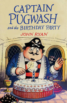 Captain Pugwash and the Birthday Party (BOK)