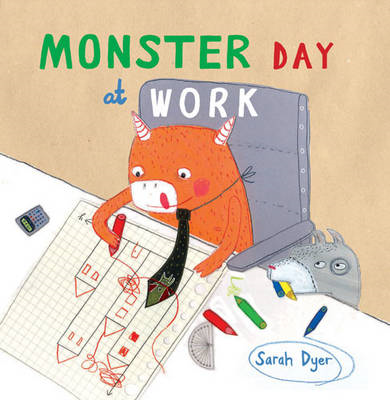 Monster Day at Work (BOK)