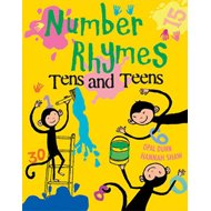 Number Rhymes: Tens and Teens (BOK)