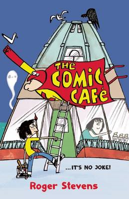 The Comic Cafe (BOK)