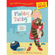 Time to Read: Flabby Tabby (BOK)