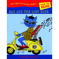 Time to Read: Max and the Lost Note (BOK)