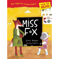Time to Read: Miss Fox (BOK)
