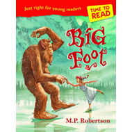 Time to Read: Big Foot (BOK)