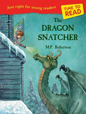 Time to Read: The Dragon Snatcher (BOK)