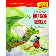 Time to Read: The Great Dragon Rescue (BOK)