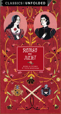 Classics Unfolded: Romeo and Juliet (BOK)