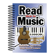 How To Read Music (BOK)