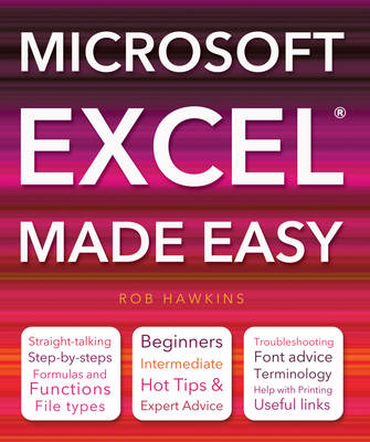 Microsoft Excel Made Easy (BOK)