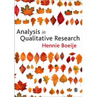 Analysis in Qualitative Research (BOK)