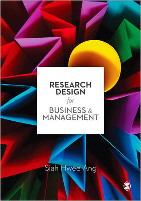 Research Design for Business & Management (BOK)