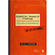Essential Research Findings in Counselling and Psychotherapy (BOK)
