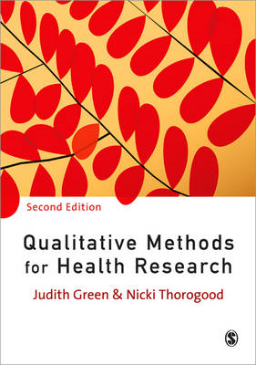 Qualitative Methods for Health Research (BOK)