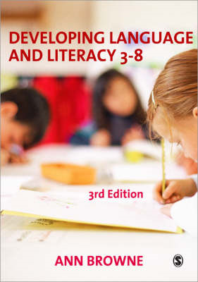 Developing Language and Literacy 3-8 (BOK)