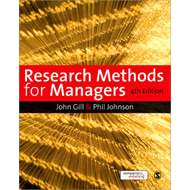 Research Methods for Managers (BOK)