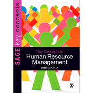 Key Concepts in Human Resource Management (BOK)