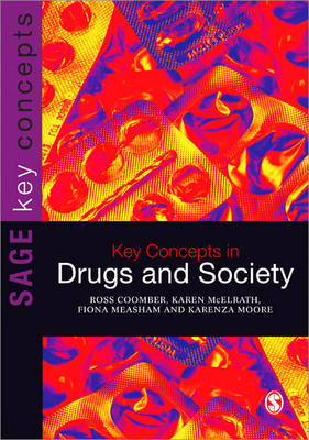 Key Concepts in Drugs and Society (BOK)