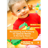 Recognising and Planning for Special Needs in the Early Year (BOK)