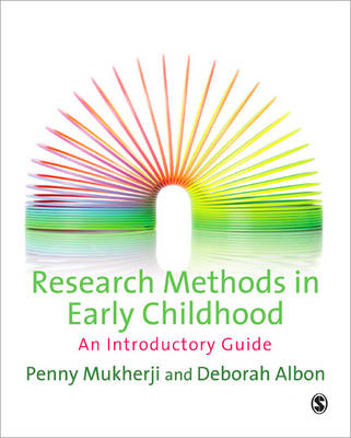Research Methods in Early Childhood: An Introductory Guide (BOK)