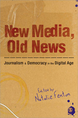 New Media, Old News (BOK)
