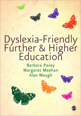 Dyslexia-Friendly Further and Higher Education (BOK)