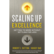 Scaling Up Excellence (BOK)