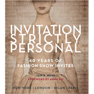 Invitation Strictly Personal (BOK)