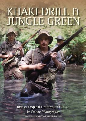 Khaki Drill and Jungle Green (BOK)