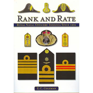 Rank and Rate: Royal Naval Officers' Insignia Since 1856 (BOK)