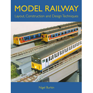 Model Railway Layout, Construction and Design Techniques (BOK)