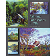 Painting Landscapes in Oils (BOK)