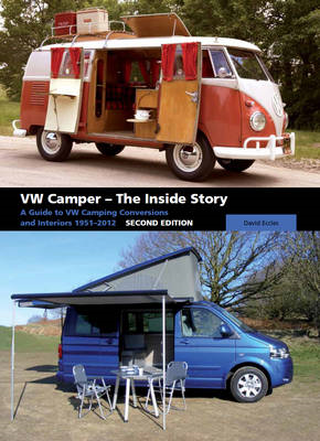 VW Camper - The Inside Story (BOK)