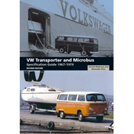 VW Transporter and Microbus Specification Guide 1967-1979 (BOK)