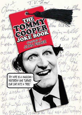 Tommy Cooper Joke Book (BOK)