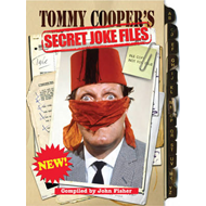 Tommy Cooper's Secret Joke Files (BOK)