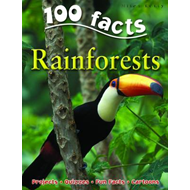 100 Facts on Rainforests (BOK)