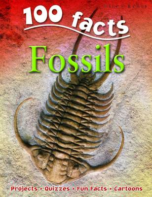 100 Facts - Fossils (BOK)