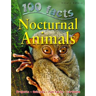 100 Facts - Nocturnal Animals (BOK)