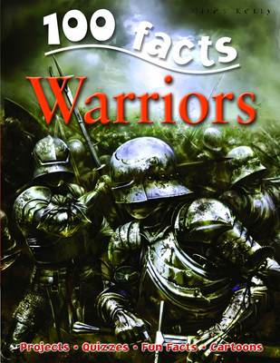 100 Facts Warriors (BOK)