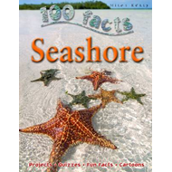 100 Facts Seashore (BOK)